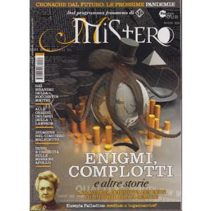 Rti Magazine - Mistero Magazine - n. 89 - 1° ottobre 2021 - mensile