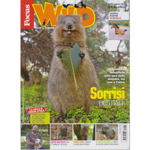 Focus Wild - n. 104 -  aprile 2021
