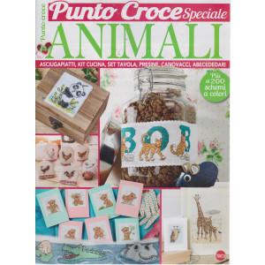 I Love punto croce speciale animali - n. 4 - bimestrale -agosto - settembre 2021
