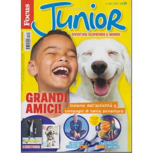Focus Junior - n. 206/2021 - mensile
