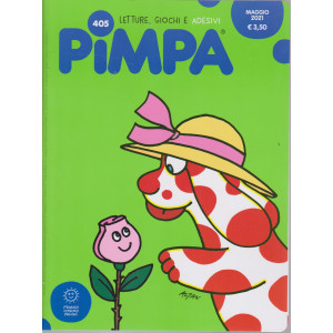 Pimpa - n. 405 - maggio   2021 - mensile
