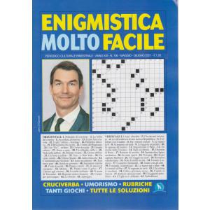 Enigmistica molto facile - n. 106 - bimestrale -maggio - giugno  2021