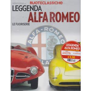 Ruoteclassiche - Leggenda Alfa Romeo - Le fuoriserie - + Leggenda Alfa Romeo Le auto dagli anni 80 al 2000 - 2 volumi