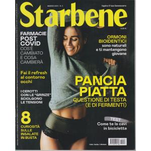 Starbene - n. 3  - marzo 2021 - mensile