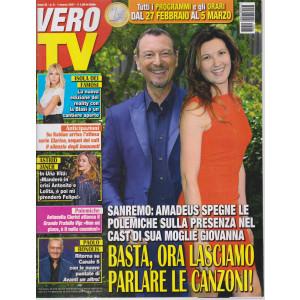 Vero Tv - n. 8- settimanale -1 marzo  2021