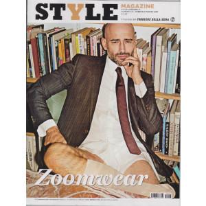 Style magazine - n. 3 - febbraio - marzo 2021 - mensile