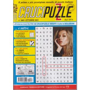 Crucipuzzle - n. 568  -ottobre 2021 - mensile