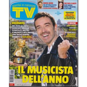 Abbonamento Sorrisi e Canzoni TV (cartaceo  settimanale)