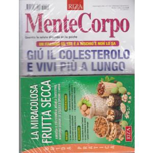 Mentecorpo - + Il libro La miracolosa frutta secca- n. 150 - marzo - aprile  2021 - bimestrale