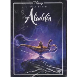 I Dvd di Sorrisi 4 - n. 9 - Aladdin - 5/1/2021 - settimanale