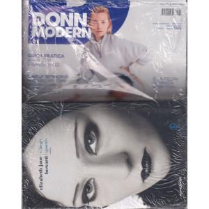 Donna Moderna + Il libro  di Elizabeth Jane Howard - Il lungo sguardo      n. 39 -9 settembre 2021 - settimanale - rivista + libro -