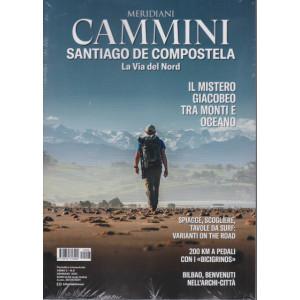 Abbonamento Merdidiani Cammini (cartaceo  trimestrale)