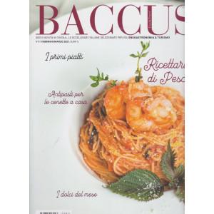 Baccus - n.81 - febbrai - marzo 2021- bimestrale