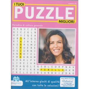 I tuoi puzzle migliori -Sabrina Ferilli -  n. 25 -7/4/2021 - bimestrale