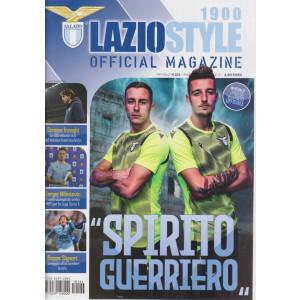 Lazio Style 1900 - Official magazine - n. 124 - mensile - marzo 2021