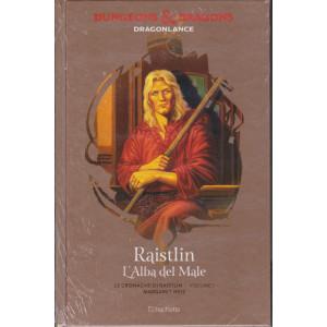 Dungeons & Dragons - seconda uscita - Raistlin. L'alba del Male  - quattordicinale - 13/1/2021 - copertina rigida