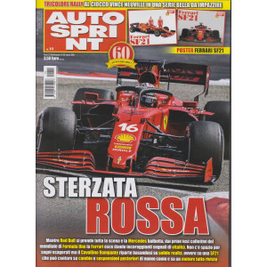 Autosprint - n. 11 - settimanale -16/22 marzo 2021