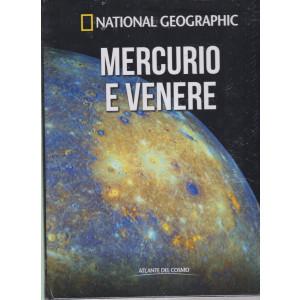 National Geographic   -Mercurio e Venere -  n. 23 - settimanale-19/3/2021 - copertina rigida