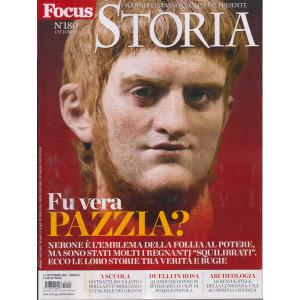 Focus Storia - n. 180 - ottobre 2021 - mensile