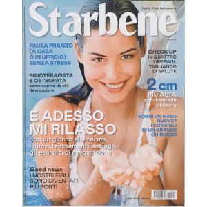 Starbene - n. 109 - settembre 2021 - mensile