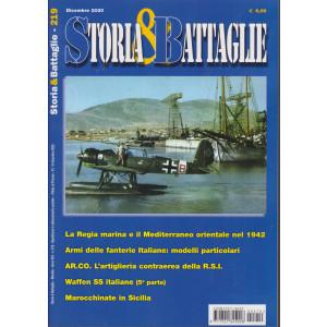 Storia & Battaglie - n. 219 -dicembre 2020 - mensile