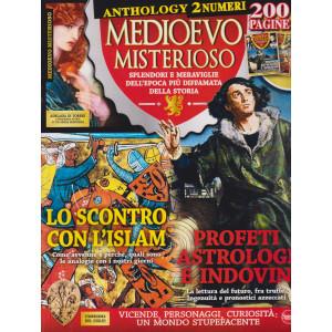 Medioevo Misterioso Anthology n. 9 - bimestrale - novembre - dicembre 2021  - 200 pagine -  2 numeri