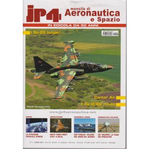 Jp4  - Mensile di Aeronautica e Spazio - n. 7  - luglio  2021 - mensile
