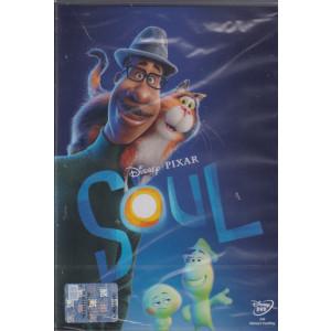 I Dvd Kids di Sorrisi - n.14 -Soul -  settimanale - ottobre 2021