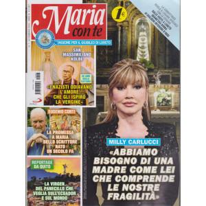 Maria con te - n. 7 - settimanale -14  febbraio 2021