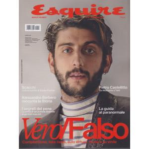 Esquire - n. 13 - febbraio 2021 - bimestrale