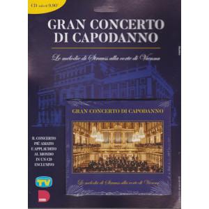 Cd Sorrisi Canzoni -n. 3-   Le melodie di Strauss alla corte di Vienna - 22/12/2020 - settimanale