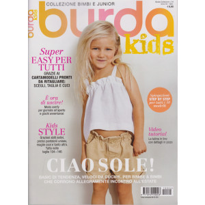Burda kids - n. 24 - trimestrale - 6/3/2021