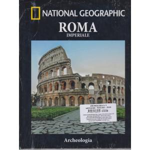 National Geographic - Roma - Archeologia - n. 8 - settimanale - 19/3/2021 - copertina rigida