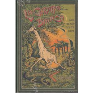 Emilio Salgari -La giraffa bianca -   settimanale - 15/9/2021 - copertina rigida