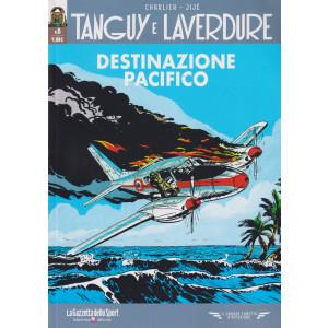 Tanguy e Laverdure  - Destinazione Pacifico - n. 6- settimanale