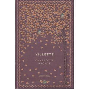 Storie senza tempo  - Villette -Charlotte Bronte-  n. 75  - settimanale -2/10/2021 -  copertina rigida