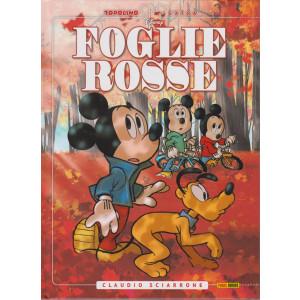 Topolino extra - Foglie rosse - Claudio Sciarrone - n. 1 - bimestrale - dicembre 2020 - copertina rigida