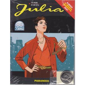 Julia Kendall - Paranoia - n. 271 - mensile - aprile   2021 - 116 pagine