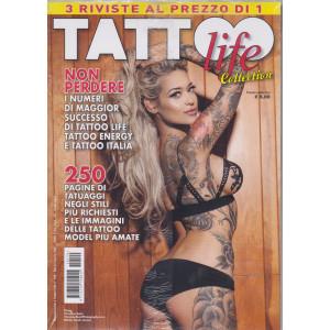 Tattoo life Collection- n. 129 -marzo - aprile 2021  - 3 riviste al prezzo di 1