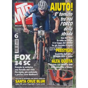 Mtb Magazine - n. 6 - mensile - giugno  2021