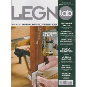 Legno Lab - n. 120 - bimestrale - gennaio - febbraio 2021