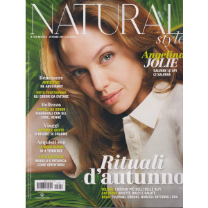 Natural style - n. 220 - mensile -ottobre  2021