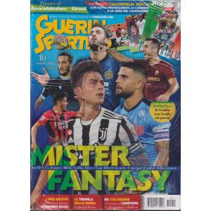 Guerin sportivo - n. 10 - ottobre 2021 - mensile