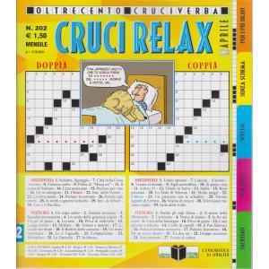Cruci Relax - n. 202- mensile -17/3/2021