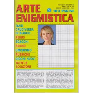 Arte Enigmistica - n. 214 - bimestrale - giugno - luglio  2021 - 100 pagine