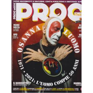 Prog Italia - n. 37 - bimestrale - agosto - settembre  2021