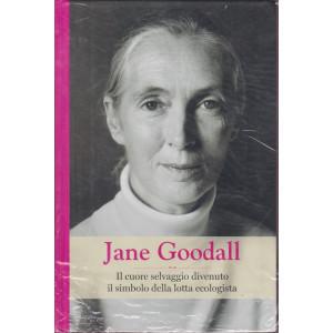 Grandi Donne -Jane Goodall - n. 17 - settimanale -8/1/2021- copertina rigida
