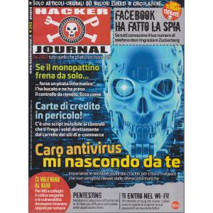Hacker Journal - n. 253 - mensile - giugno  2021