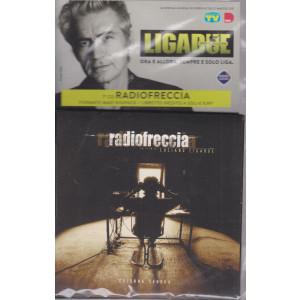 Cd Sorrisi Collezione 2 - n. 20 - Ligabue  -7° cd -Radiofreccia-    11/5/2021 - settimanale - formato maxi digipack + libretto inedito -