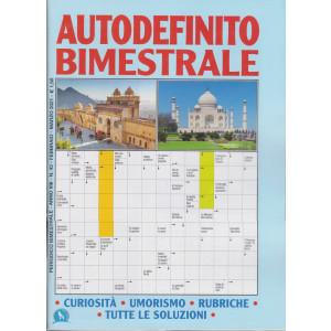 Autodefinito Bimestrale - n. 43 - bimestrale - febbraio - marzo 2021